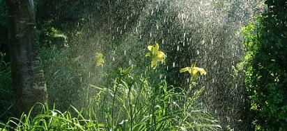Lugares del mundo con más lluvias